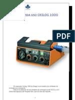 Guía Rápida Uso Oxilog 1ooo