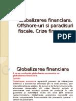 Globalizarea financiara