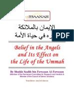 Belief in the Angels and Its Effect on the Life of the Ummah (Islamic Nation) - by Shaikh Dr. Salih bin Fawzan al-Fawzan