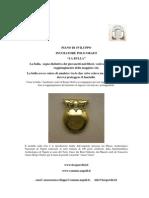 Incubatore orafo La Bulla - Piano Sintetico