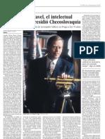 Havel_El País, 19-12-11