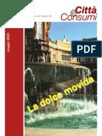 Città e Consumi, num 2
