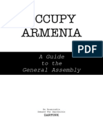 Occupy Armenia