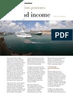 Cruise Tourism Generates Jobs & Income