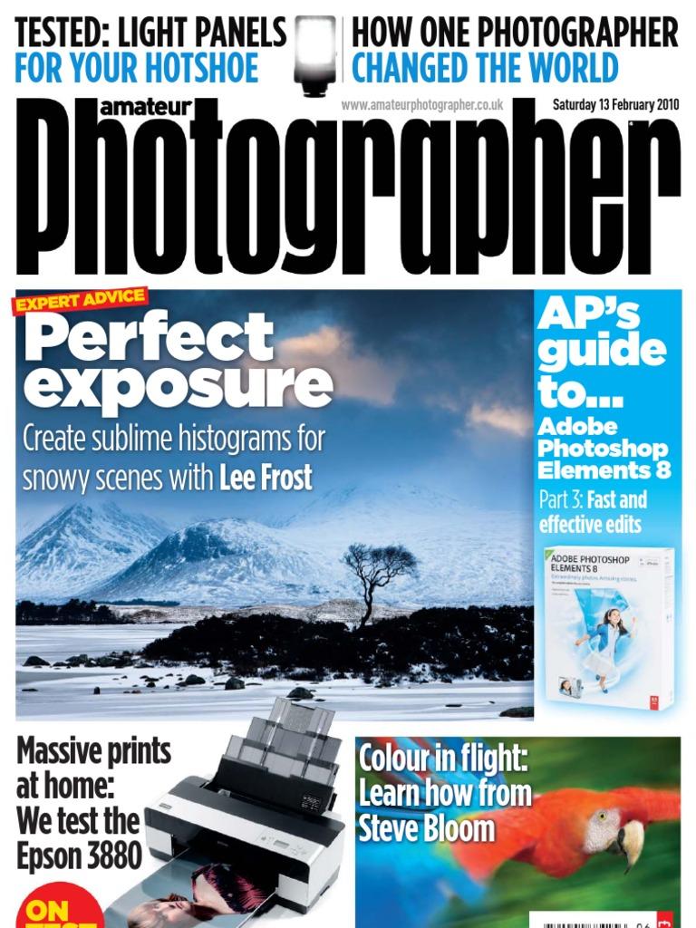 Amateur Photographer - 13 February 2010 | Digital Single Lens Reflex ...