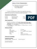Piyush Resume[1]