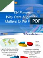 TMForum Brief Overview DMM September 2009