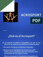 Ap. Acrosport  3º ESO