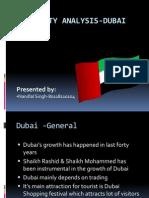 Country Analysisi Dubai