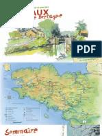 Carnet de Voyage Le Long Des Canaux de Bretagne