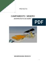 Descripcion Camp Minero