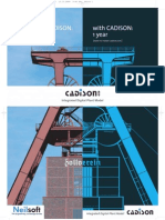 CADISON - R9 (Integrated Digital Plant Model)