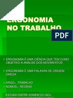 TREINAMENTO 03 ERGONOMIA