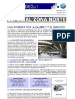Sunsundegui News Especial Zona Norte