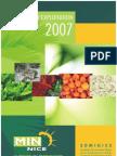 Rapport Exploitation 2007