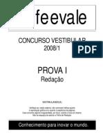 Feevale_2008_1ºsemestre_Prova_I