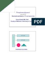 Lipid Metabolism-3 Phosphoglycerol Handouts