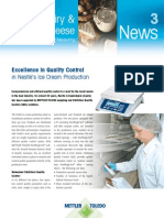 Case Study_Nestle Ice Cream Excellence in Quality Control
