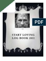 Start Loving BLog Book 2011