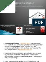 22305802 TQM Customer Satisfaction Questions