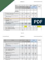 Revised Quantity for Amendment-2 04.02.11