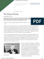 Jeffrey Gundlach is the King of Bonds - Barrons