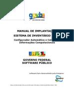 CACIC Manual Implanta Introducao v0