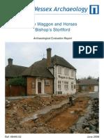 Wagon and Horses, Bishop's Stortford