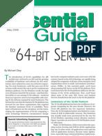 Essential Guide to 64 Bit Server