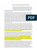 Manifiesto Liminar de La Reforma Universitaria