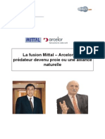 27407150 Fusion Arcelor Mittal
