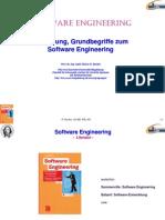 SW Engineering Einführung