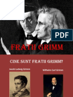 3 the Brothers Grimm