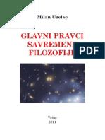 8 MilanUzelac Glavni Pravci Savremene Filozofije