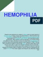 CP- Hemophilia 2