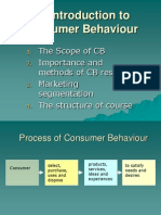 01 an Introduction to Consumer Behaviour