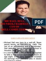 Micheal Dell 2PPT