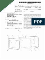 Bloomberg Scherm-zonder-rand patent