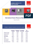 International HRM and International Assignees Angela Hume (