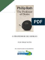 Philip Roth - O Professor de Desejo