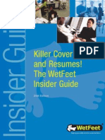 Killer Cover Letters and Resumes