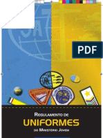 Regulamento Uniformes Ministério Jovem - Igreja Adventista do Sétimo Dia