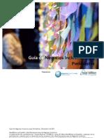 Guía para Periodistas sobre Negocios Inclusivos V2011