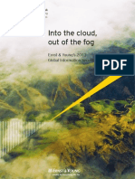 Into the Cloud Out of the Fog-2011 GISS