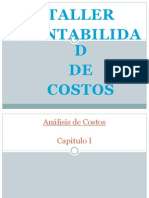 Taller de Costos Integrado