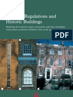 Building Regulations and Historic Buildings[1]