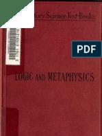 Erdmann1896 Outlines of Logic