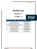 Sec C_Group 6_Barilla Case Study