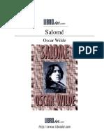 Salomé ( Ilustrado) Oscar Wilde