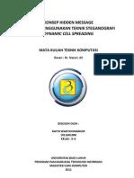 STEGO Ratih Wahyuningrum 1011601000 - XA